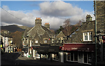 NY3704 : Rydal Road, Ambleside by Trevor Littlewood