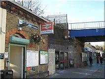 TQ3375 : East Dulwich Station by David Anstiss