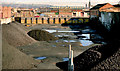 J3474 : Coal yard, Belfast by Albert Bridge