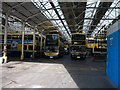O1733 : The Ringsend Road Dublin Bus Garage by Eric Jones