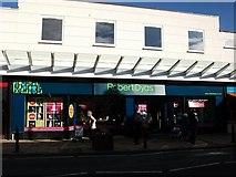 SP2871 : New branch of Robert Dyas, 17 Warwick Road, Kenilworth by John Brightley
