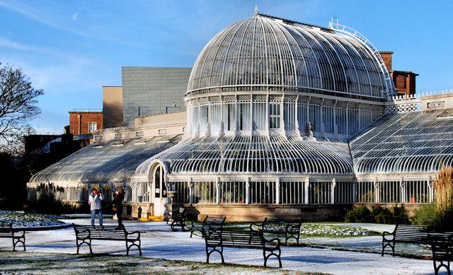 The Palm House, Botanic Gardens, Belfast (2)
