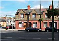O1833 : Terraced houses in St Patrick Villas, Ringsend by Eric Jones