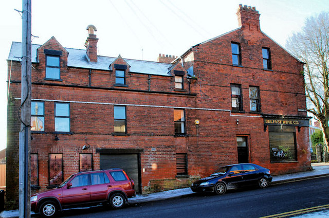 Nos 1&3 Ridgeway Street, Belfast