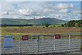 NT9633 : Farmland near Fenton by Stephen Richards