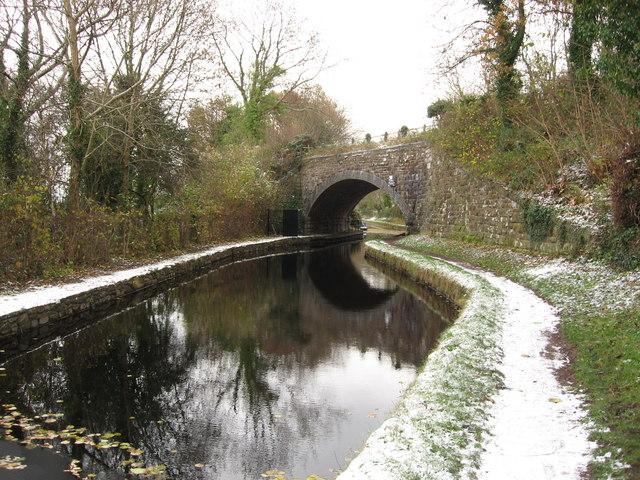 Monmouthshire & Brecon Canal, near Govilon
