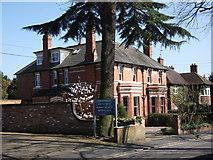SP2871 : 13-15 Southbank Road, Kenilworth by John Brightley