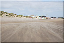 TQ9618 : Saltation, Camber Sands by N Chadwick