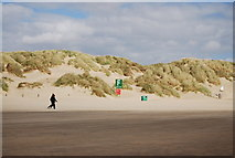 TQ9618 : Zone F, Camber Sands by N Chadwick