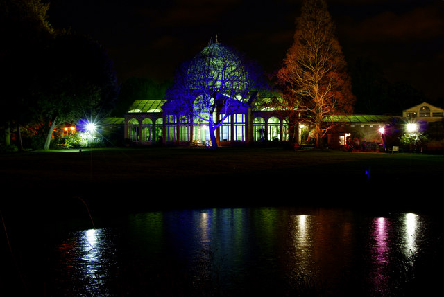Great Conservatory, Syon Park, Brentford