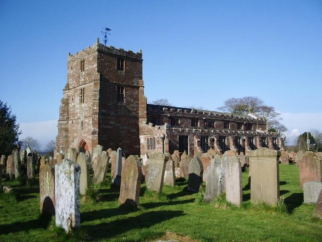 The Parish Church of St Michael & All Angels, Arthuret