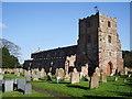 NY3767 : The Parish Church of St Michael & All Angels, Arthuret by Alexander P Kapp