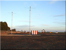 TQ8789 : Airport Aerials by terry joyce