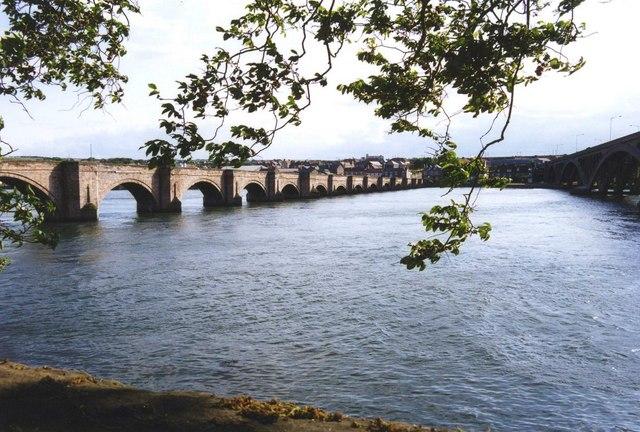The Old Bridge, Berwick-upon-Tweed