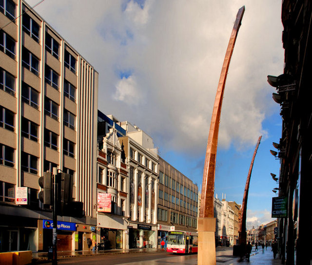 Masts, Donegall Place, Belfast