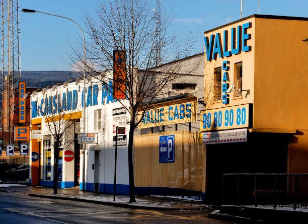 Car park, Belfast (2)