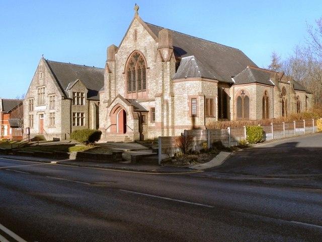 Birtenshaw Methodist Church & Wesleyan School