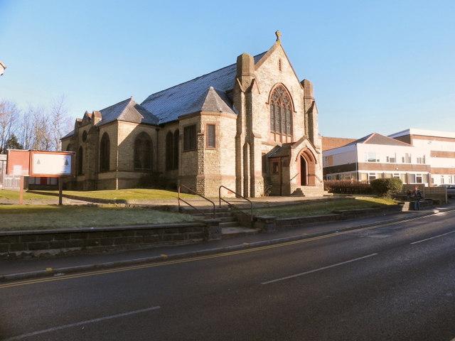 Birtenshaw Methodist Church