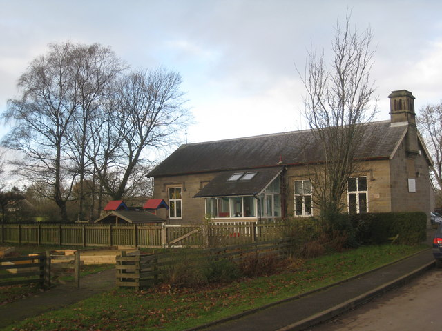 The school at Wreay