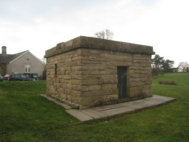 The Mausoleum at Wreay