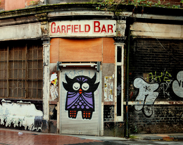 Lower Garfield Street, Belfast 2010-10