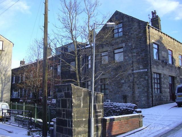 Providence Street, Beswick Street, Walsden