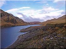 NN6039 : Lochan na Lairige by wfmillar