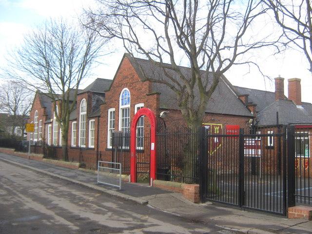 Junior School Moor Lane Wingate  County Durham