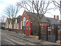 NZ4037 : Junior School Moor Lane Wingate  County Durham by peter robinson