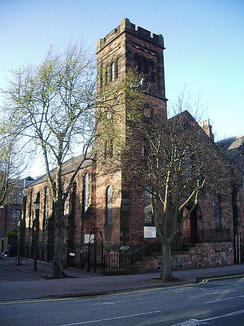 St George's, United Reformed Church, Carlisle