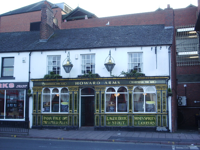 Howard Arms, Carlisle