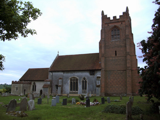 St Andrew's Church    Colne Engaine     Essex