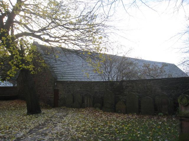 Tithe Barn, Carlisle