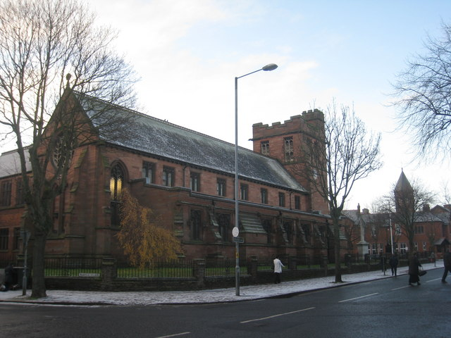 Our Lady and St. Joseph, Carlisle