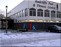 SD7807 : Radcliffe Pool by Pete Spooner