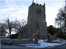 SP2160 : St James The Great, Snitterfield by Alex McGregor