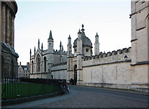SP5106 : All Souls' College, Oxford by John Salmon
