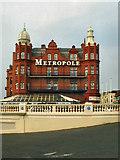 SD3036 : Grand Metropole Hotel, Blackpool by David Dixon
