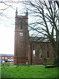 NY4057 : St Michael's Church, Stanwix, Carlisle by Alexander P Kapp