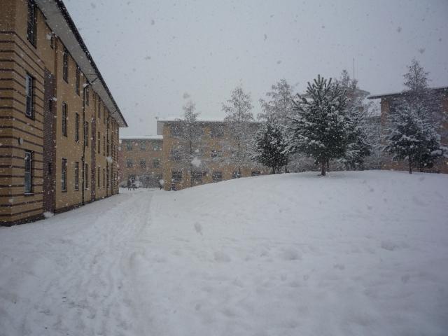 James college quad