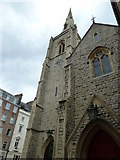 TQ2878 : St Michael's, Chester Square- west aspect by Basher Eyre