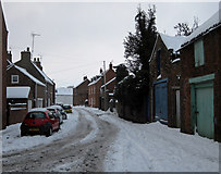 TA0322 : Soutergate, 2nd December 2010 by David Wright