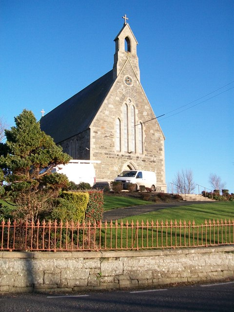St Patrick and St Joseph's Catholic Church, Tyrella, Ballykinler
