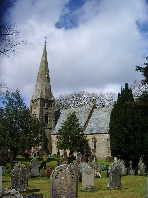 Church of St Mary, Rockcliffe