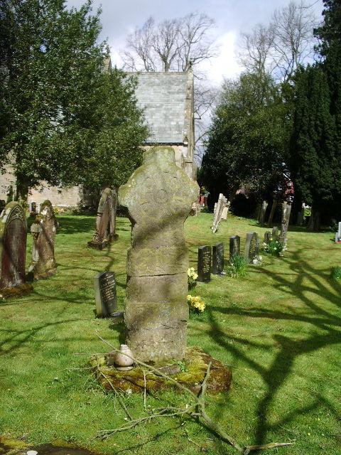 Rockcliffe Medieval Cross