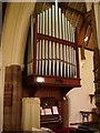 NY3561 : The Parish Church of St Mary the Virgin, Rockcliffe and Cargo, Organ by Alexander P Kapp