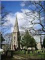 NY3561 : The Parish Church of St Mary the Virgin, Rockcliffe and Cargo by Alexander P Kapp