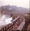 SX8851 : Kingswear Railway Station, Devon by nick macneill