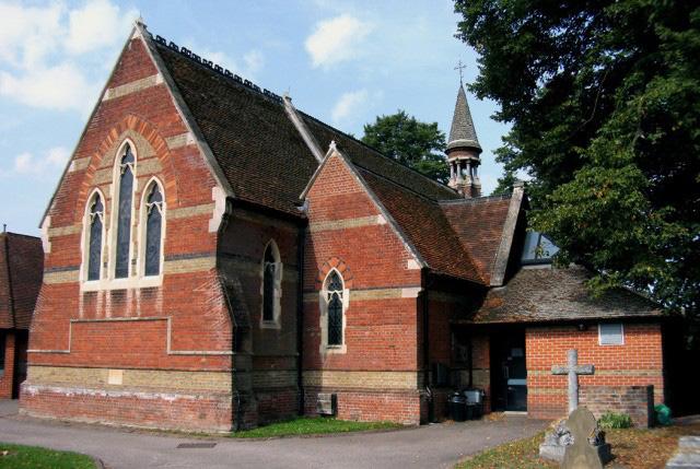 St John the Evangelist Church   Colchester    Essex