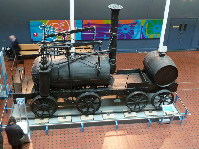 National Museum of Scotland - Wylam Dilly